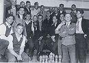 Kegelfreunde um 1938